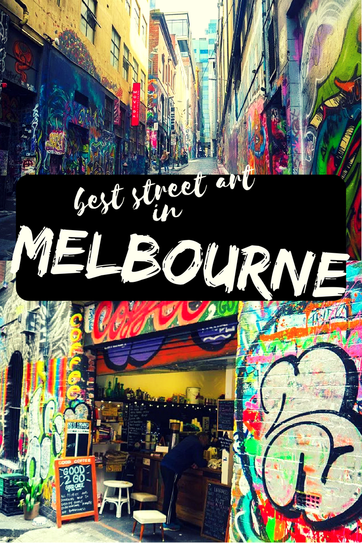 Melbourne is famous for the street art filling its laneways so if you're looking for a free art exhibition then you can't do any better!