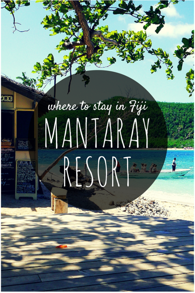 Mantaray Resort in the Yasawa Islands of Fiji is the perfect place to get off the grid and in touch with the amazing tropical paradise of the South Pacific.