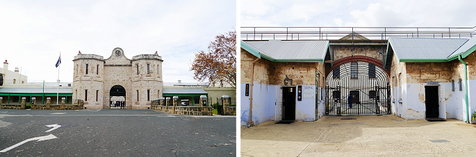bucket list 2016 - fremantle prison