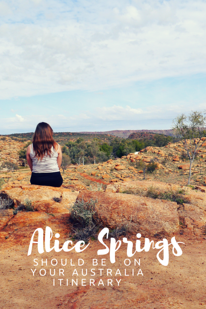 Hidden somewhere deep in central Australia, Alice Springs offers unrivalled an history and landscape that shouldn't be missed! This is why you should immediately add it to your Australian bucketlist...