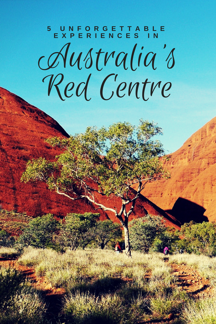 It might be home to the country's most famous landmark but the Red Centre of Australia is worth visiting for so many other reasons...