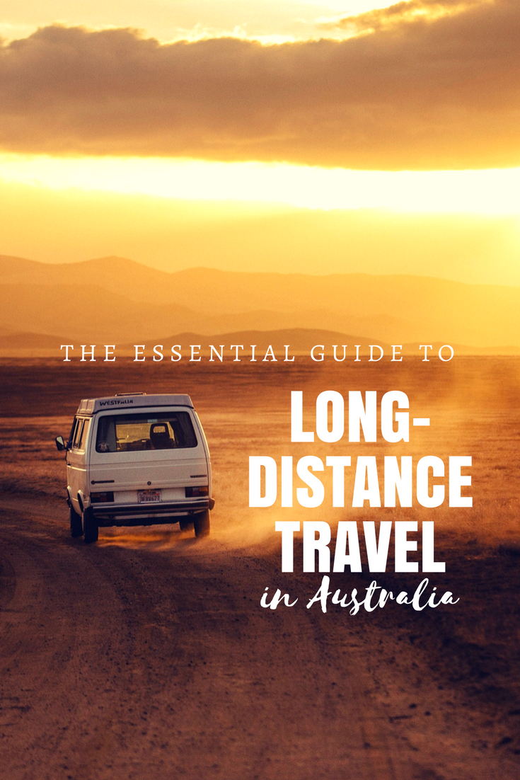 All aboard the overnight bus... if exploring the vast landscapes of Australia is on your agenda it's time to learn to love long-distance travel.