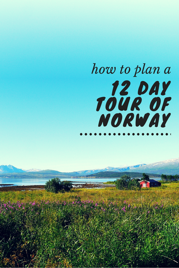 Organise your own tour of Norway, taking in all the highlights including the capital city, fjords and arctic circle... and you can do it all in 12 days!