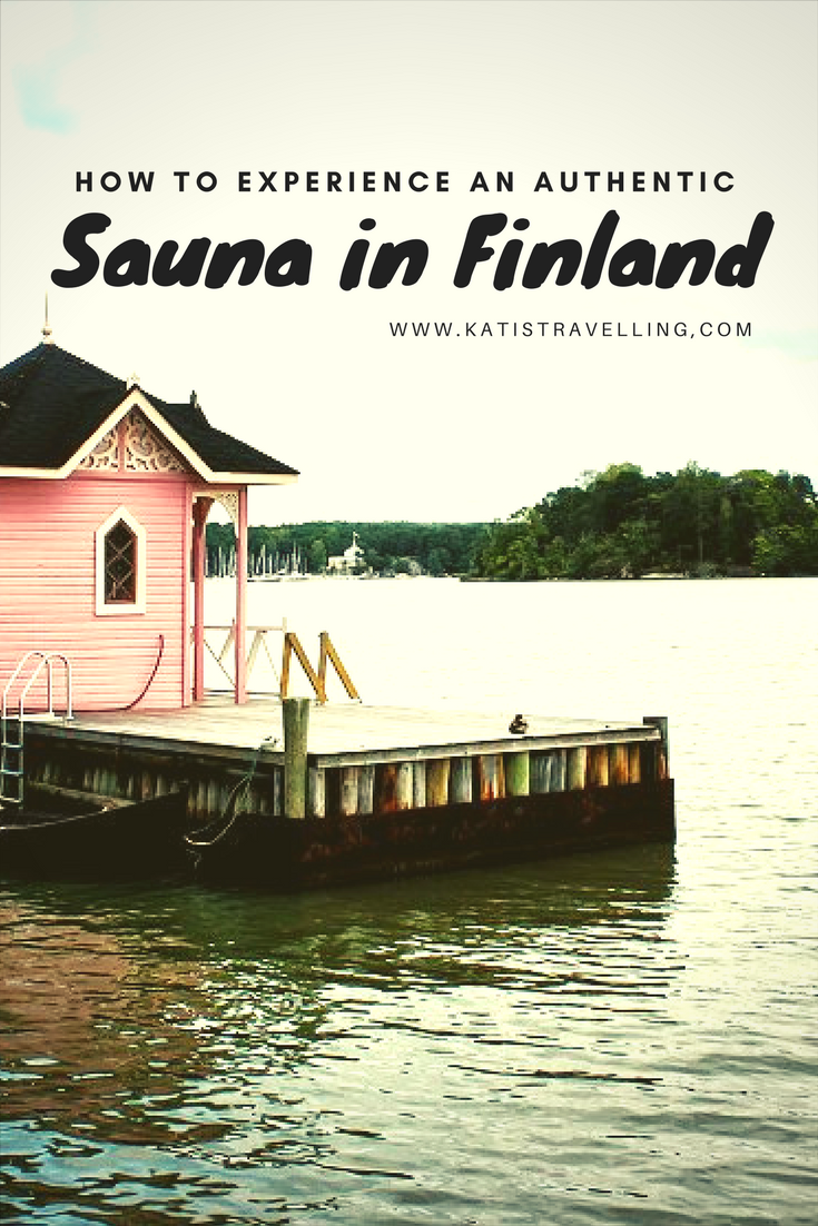 Allas Sea Pool is the best place in Helsinki to experience an authentic Finnish sauna on a tight budget... an exhilarating must-do activity whilst in Finland!