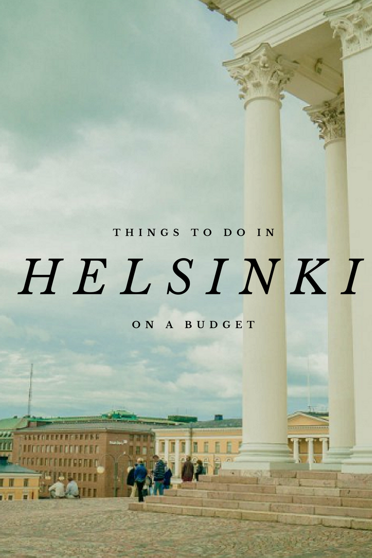 Finland is known for being super expensive but you can still enjoy the best of the capital of Helsinki on a budget if you know where to go.