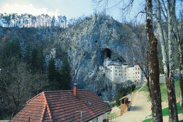 visited in 2017 predjama slovenia