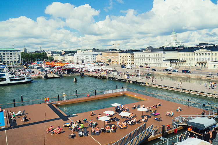 places visited in 2017 helsinki finland