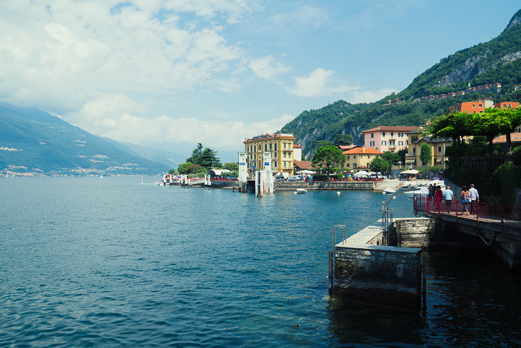 places visited in 2017 lake como italy