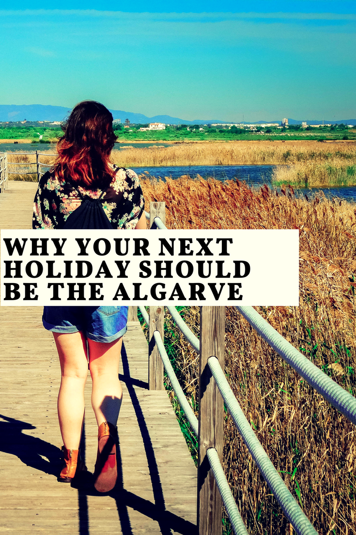 Looking for the perfect Spring/Summer holiday? You can't go wrong with a week of sun, sea and sand in the Portugal's Algarve - a destination that lives up to the hype!