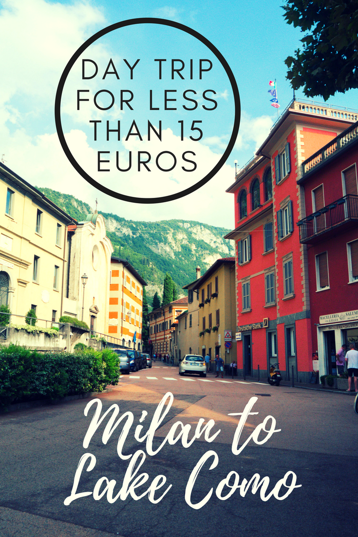 Did you know that you can combine a trip to Italy's cosmopolitan city of Milan with a visit to Lake Como, one of the world's most beautiful destinations? The best part is it's quick, easy and possible on a budget. That's right, Lake Como is no longer just for celebrities (although it's easy to see why they love it!)