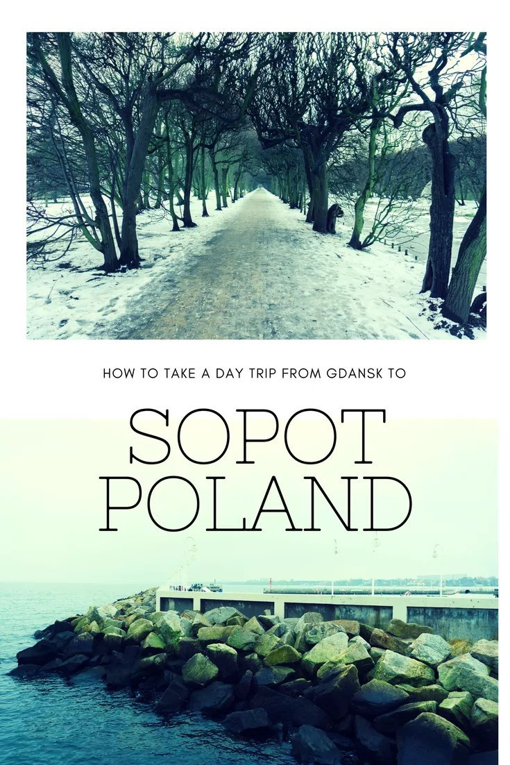 When visiting Gdansk it is quick and easy to see more of Poland's beautiful riviera by hopping on a train to Sopot, a lovely seaside spot on the Baltic Coast.