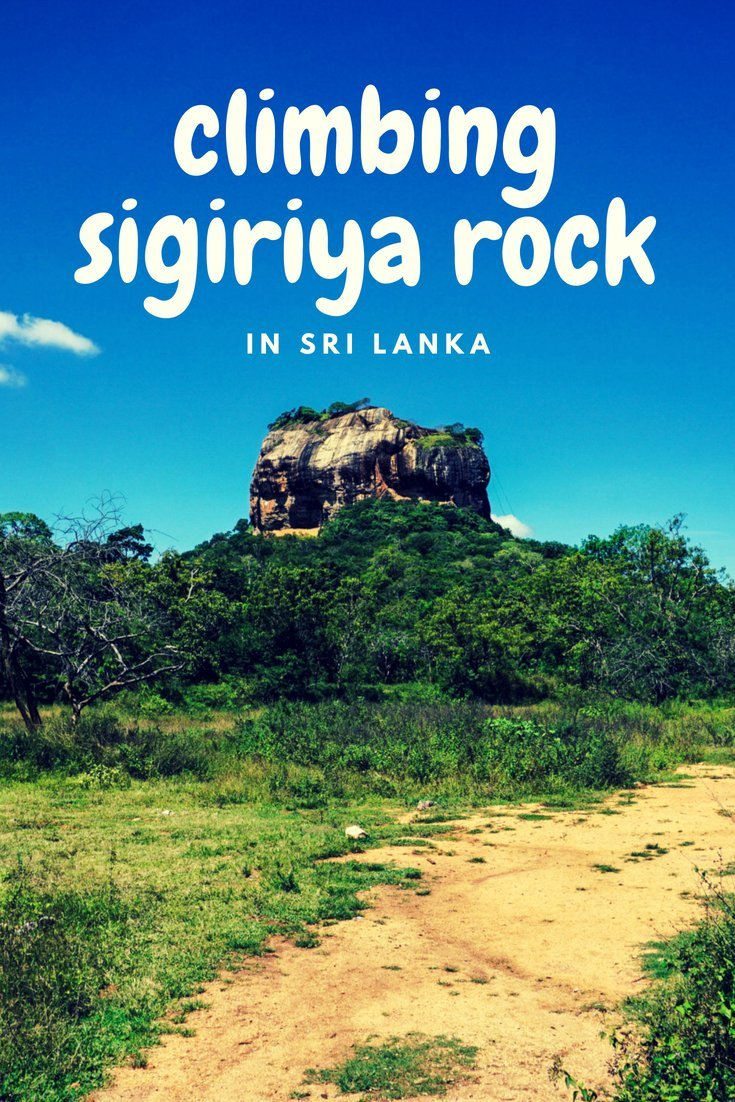 The spectacular UNESCO heritage site of Sigiriya Rock is an iconic place in Sri Lanka that you'll want to put to the top of your itinerary, so here's what you need to know before embarking on the climb to the top...