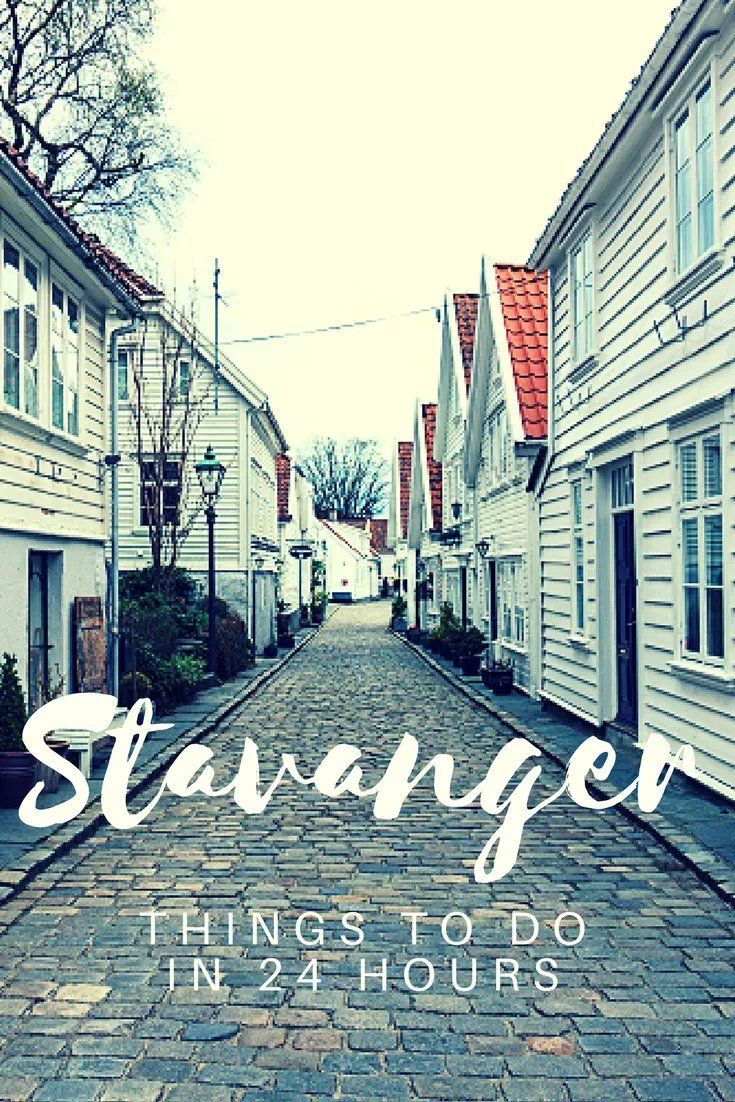 Stavanger is a perfect base for your Norway hiking trip but if you're wondering what there is to do in the city itself you might be pleasantly surprised!