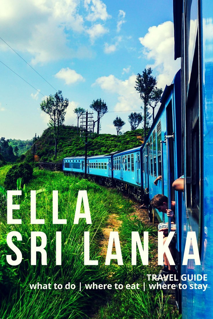 A popular destination with hikers, the little town of Ella is the perfect place to appreciate the incredible natural beauty of Sri Lanka's hill country.