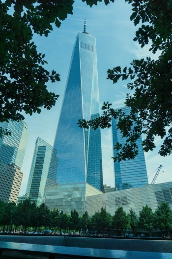 Image of Freedom Tower / New World Trade Center in New York