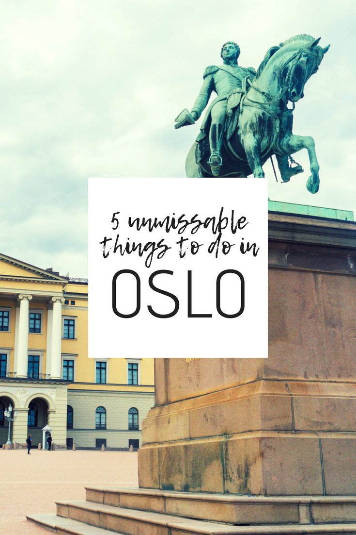 Oslo is such an underrated city break destination with so many unique cultural and historical activities on offer... here are just a few you cannot miss!