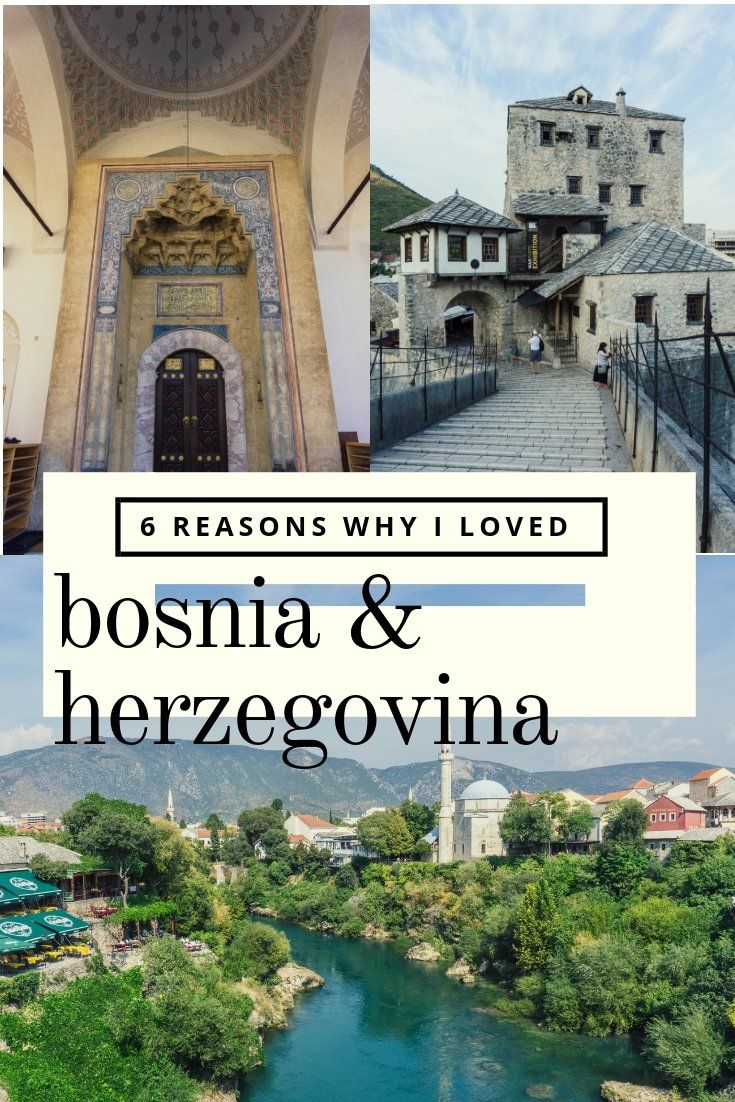 People are always surprised when I name Bosnia and Herzegovina one of my favourite destinations. Here's why I think it is the underrated gem of the Balkans.