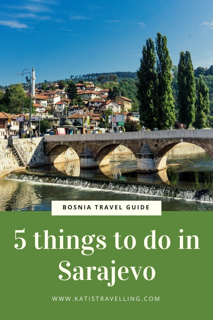 The history of Bosnia's capital means it's often overlooked for city breaks - but it shouldn't be! Here's a few of the amazing things to do in Sarajevo.